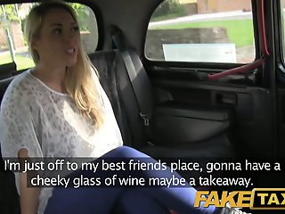 FakeTaxi: Red sexy blond..