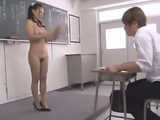Female Teacher Submission