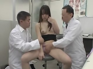 Medical voyeur cam shooting..