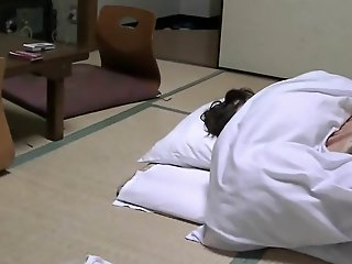 Japanese girl sleeping sex..
