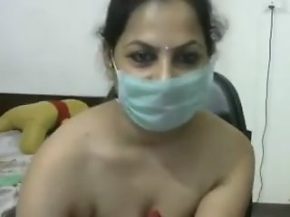 Indian web cam aunty-1